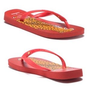 Havaianas Shoes - Havaianas Charlotte Olympia Bruce Top Sandals